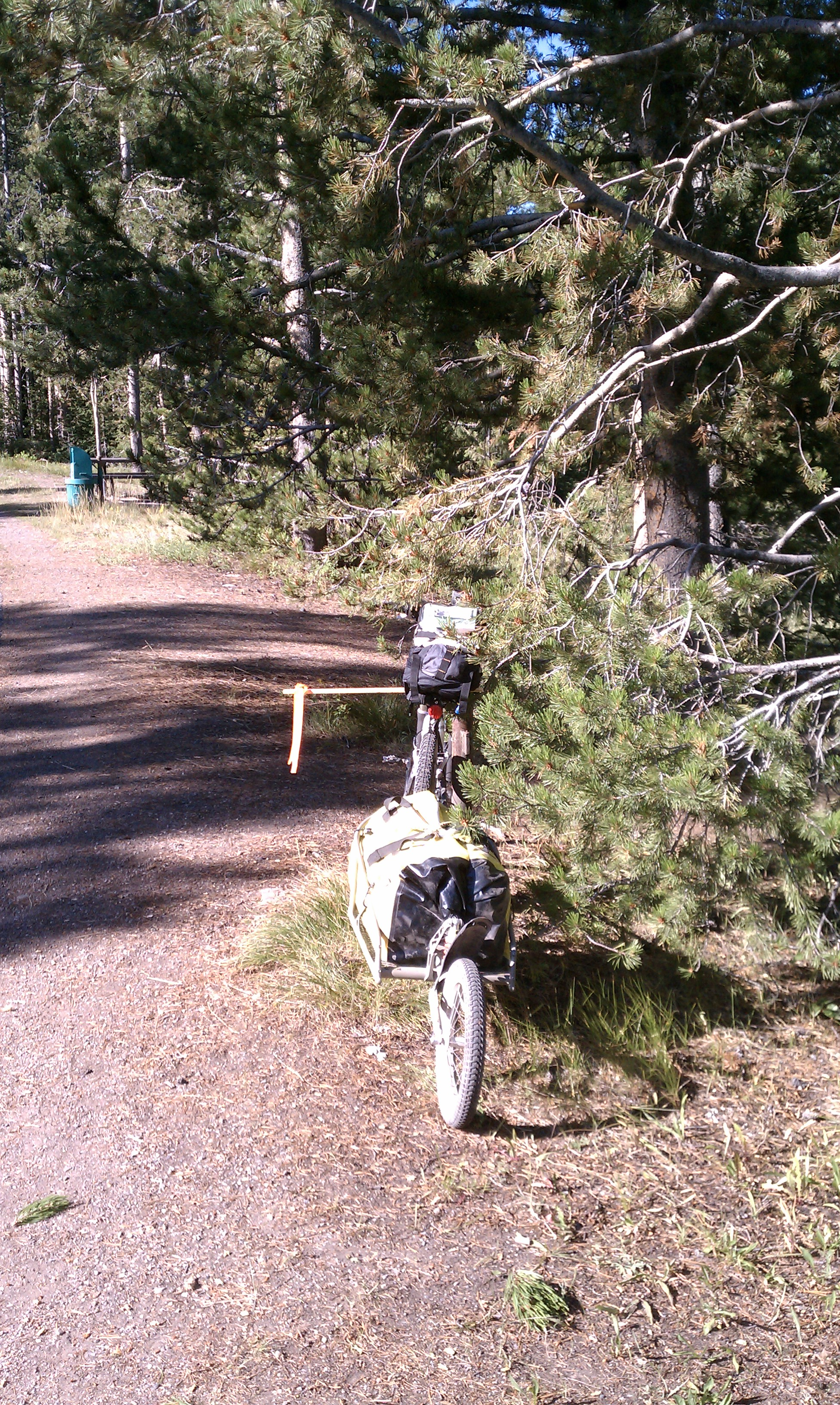 Great Divide Mountain Bike Route GDMBR