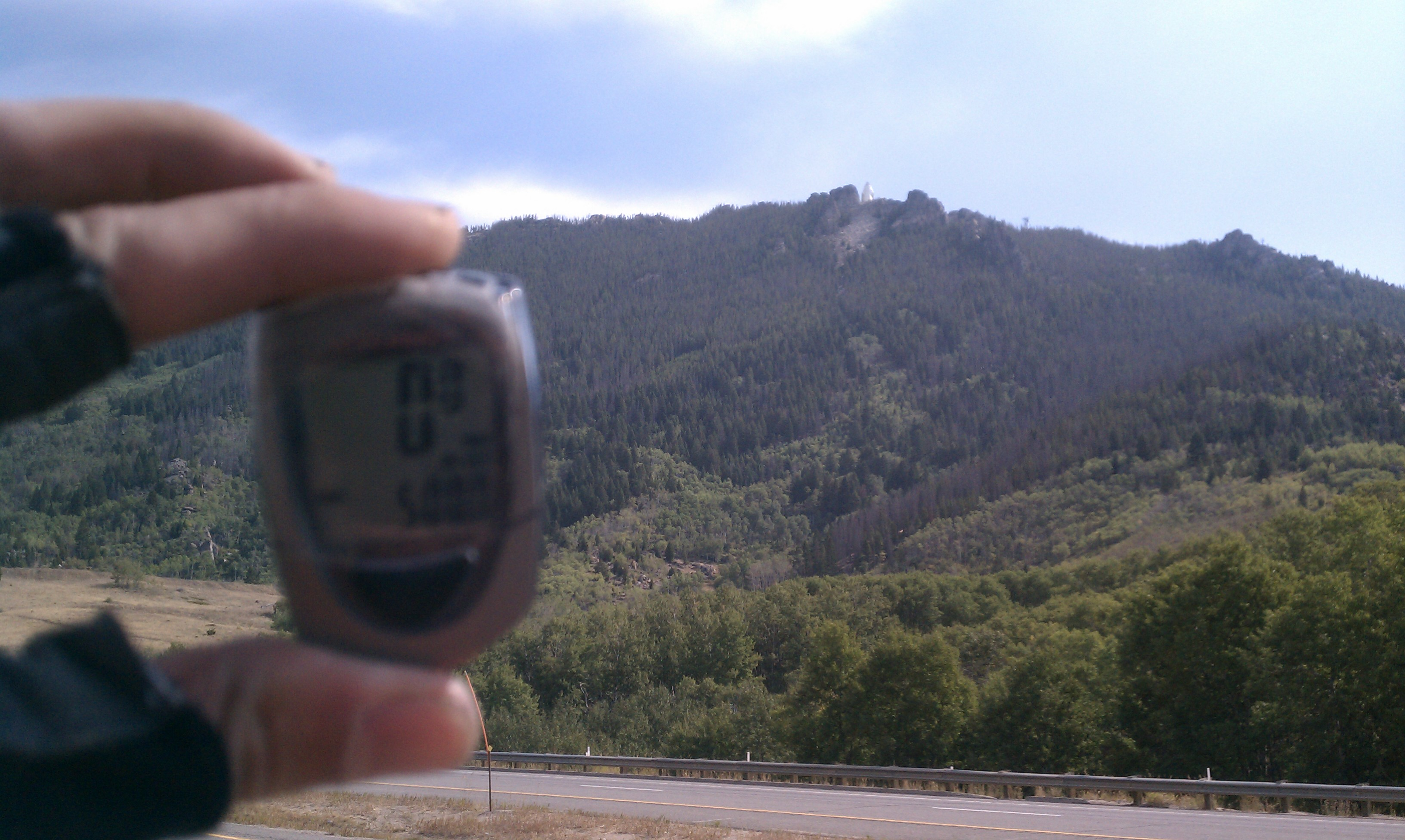 Great Divide Mountain Bike Route mile 500